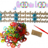 Thumbnail image for Amazon-GOODIE LOOMS- Colorful Rainbow Loom Band Kit $6.57