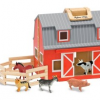 Thumbnail image for Melissa & Doug Fold and Go Mini Barn $24.99 (Record Low Price)
