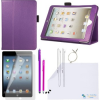 Thumbnail image for Amazon-9 Piece Bundle for Apple iPad Mini (purple) $4.77