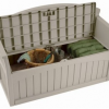 Thumbnail image for Amazon-Suncast Ultimate 50 Gallon Resin Patio Storage Bench $79.99