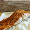 Thumbnail image for Bourbon Glazed Salmon