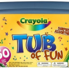 Thumbnail image for Amazon: Crayola Big Tub $8.99