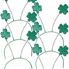 Thumbnail image for Amazon- St. Patrick's Day Green Shamrock Head Boppers Set of 6 $5.61