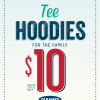 Thumbnail image for Old Navy: Tee Hoodies For The Whole Family $10 Today