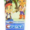 Thumbnail image for Amazon-HOT Crest Jake And The Neverland Pirates Kid's Toothpaste 4.2 Oz $0.97
