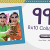 Thumbnail image for Walgreens: 8×10 Collage Print – just $.99!