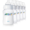 Thumbnail image for Amazon-Philips AVENT BPA Free Classic Polypropylene Bottles(set of 5) $15.99