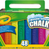 Thumbnail image for Amazon-Crayola 48 Count Sidewalk Chalk $4.97