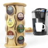 Thumbnail image for Amazon-Keurig by Capital Products Bamboo Carousel K-Cup Holder $10.86