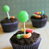 Thumbnail image for Earth Day Cupcakes