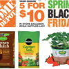 Thumbnail image for Home Depot Spring Black Friday Sale- WOW