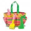 Thumbnail image for Amazon-Melissa & Doug Blossom Bright Tote Set $12.72