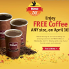 Thumbnail image for WaWa: Free Coffee April 16