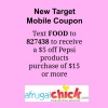 Thumbnail image for New Target Mobile Coupon: $5 off $15 Pepsi Products & More