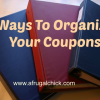 Thumbnail image for Ways To Organize Your Coupons
