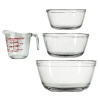Thumbnail image for Anchor Hocking 4-Piece Mixing Bowl Set, Clear $13.49