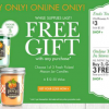 Thumbnail image for Bath & Body Works: Free Mason Jar Candle + $1 Shipping with Any $25+ Purchase