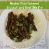Thumbnail image for Healthy Beef Stir Fry