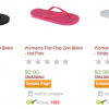 Thumbnail image for KMart: Flip Flops $.99 With Free Shipping To Store