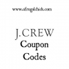Thumbnail image for JCrew Coupon Code