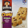 Thumbnail image for Amazon: Quaker Oatmeal Raisin Chewy Granola Bars $.17 Each Shipped