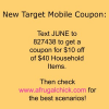 Thumbnail image for New Target Mobile Coupon: $10.00 off $40.00 Household (Includes Diapers)