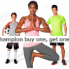 Thumbnail image for Target.com: Buy 1 Get 1 50% Off C9 by Champion Items