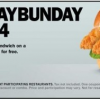 Thumbnail image for Hardee's: Buy One Get One Free Chicken Sandwiches June 30th