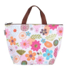 Thumbnail image for Amazon-Waterproof Picnic Lunch Bag Tote Insulated Cooler Travel Zipper Organizer Box,Flower $3.96