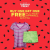 Thumbnail image for Sears Outlet Stores: Buy One Get One Free Women's Apparel