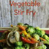 Thumbnail image for Veggie Stir Fry Recipe