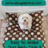 Thumbnail image for Build A Dog Bed