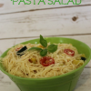 Thumbnail image for Angel Hair Pasta Salad Recipe