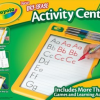 Thumbnail image for Amazon-Crayola Dry Erase Activity Center $9.75