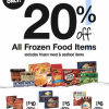 Thumbnail image for Farm Fresh Supermarkets: 20% Off All Frozen Food Sunday 7/20