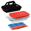 Thumbnail image for Amazon-Pyrex Portable 4-Piece Set $24.99