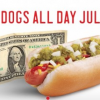 Thumbnail image for Sonic July 23rd: $1 Hot Dogs & Chili Cheese Coneys