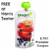 Thumbnail image for Harris Teeter: FREE Sprout Baby Food Pouches