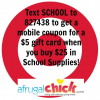 Thumbnail image for Target: Free $5 Target Gift Card With $25 School Supply Purchase