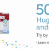 Thumbnail image for Still Available: New Amazon Mom Members Save 50% off Diapers