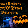 Thumbnail image for Busch Gardens Williamsburg Howl O Scream Coupons
