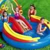 Thumbnail image for Amazon-Intex Rainbow Ring Pool Play Center $34.99