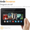 Thumbnail image for Amazon-Kindle Fire HDX 8.9″ Tablet $299 ($139 Off!!)