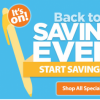 Thumbnail image for Walmart: Back To School Rollbacks Begin Today