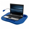 Thumbnail image for Amazon-Laptop Buddy Laptop Desk and Cup Holder in Blue $9.40