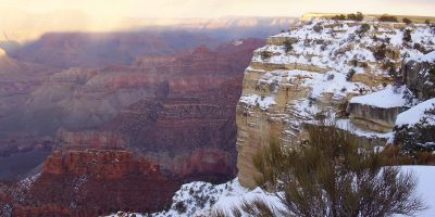 Sunset on the South Rim