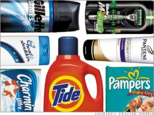 Post image for Target: Free $5 Gift Card When You Buy 3 Proctor and Gamble Personal Care Products