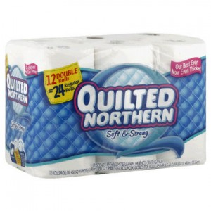 Post image for Quilted Northern Bath Tissue 48 Double Rolls $20.74 + FREE Shipping!