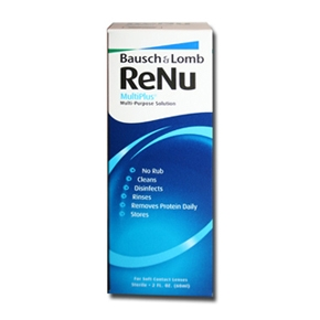 Post image for Walgreens: Renu Contact Lens Solution $2.99