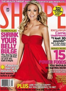 Post image for Shape Magazine Only $3.50 Per Year – 10/19